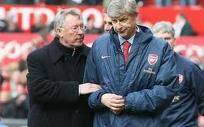 Fergy and Wenger