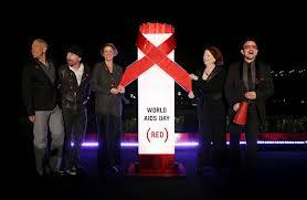 U2 AIDS