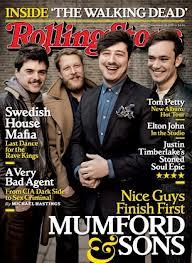 Mumford on Rolling Stone