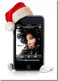 Christmas iPod