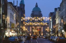 Belfast at Christmas