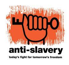 Anti Slavery Logo