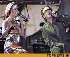Bono & Beyonce