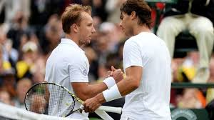 Darcis and Nadal