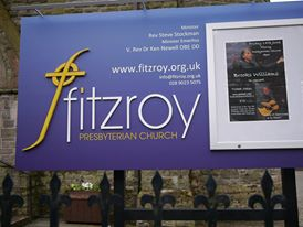 Fitzroy notice board