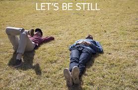 Let's Be Still 2