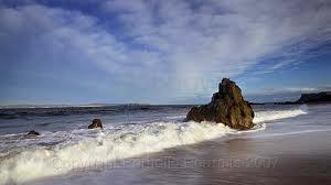Ballycastle blue