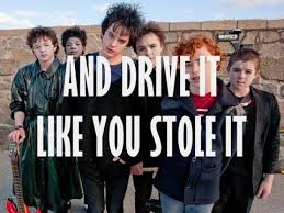 Sing Street Drive It