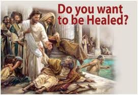 Do You Want To Get Healed