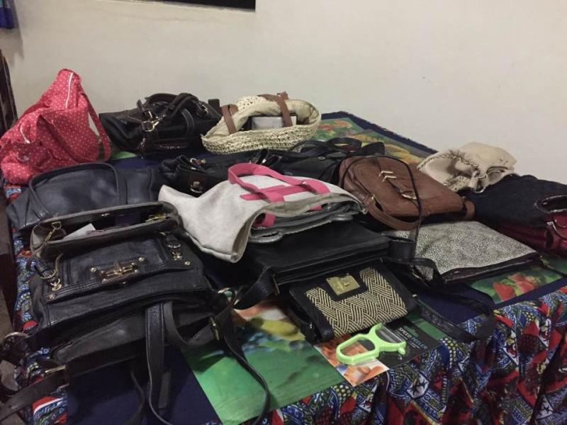 Mum's bags