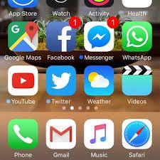 Apps icons and faith