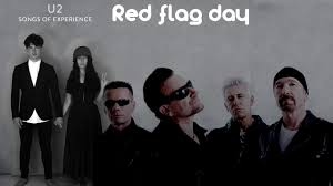 U2 Red Flag Day