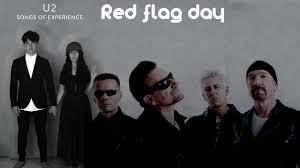 U2 Red Flag Day