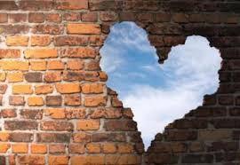 Love breaks down walls