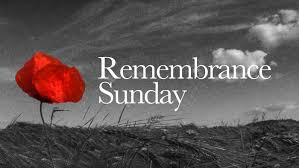 Rememberence Sunday