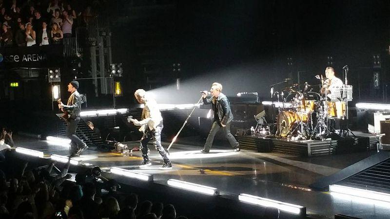 U2 Belfast Lydia