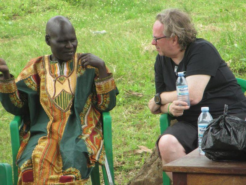 Bishop Isaac and Me