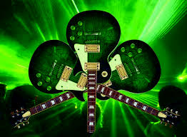 Shamrock guitars