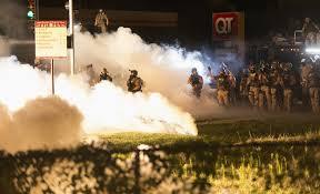Tear Gassing