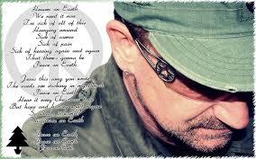 U2 Peace On Earth