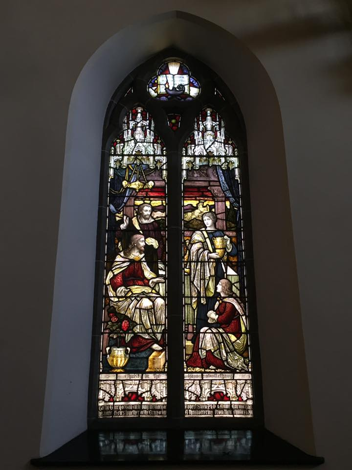 Fitzroy Stained Glass
