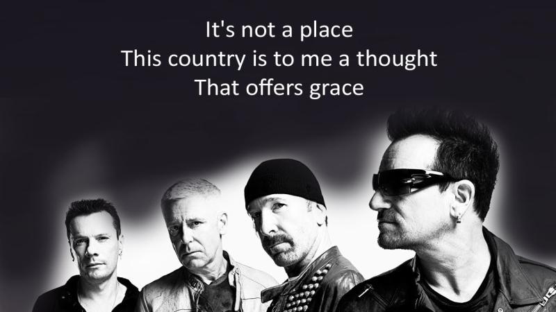 U2 American Soul 2
