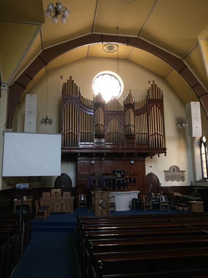 Fitzroy organ