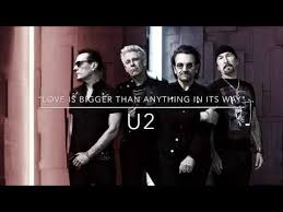 Love Is Bigger U2