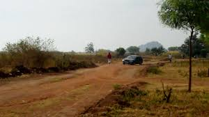 Murram roads