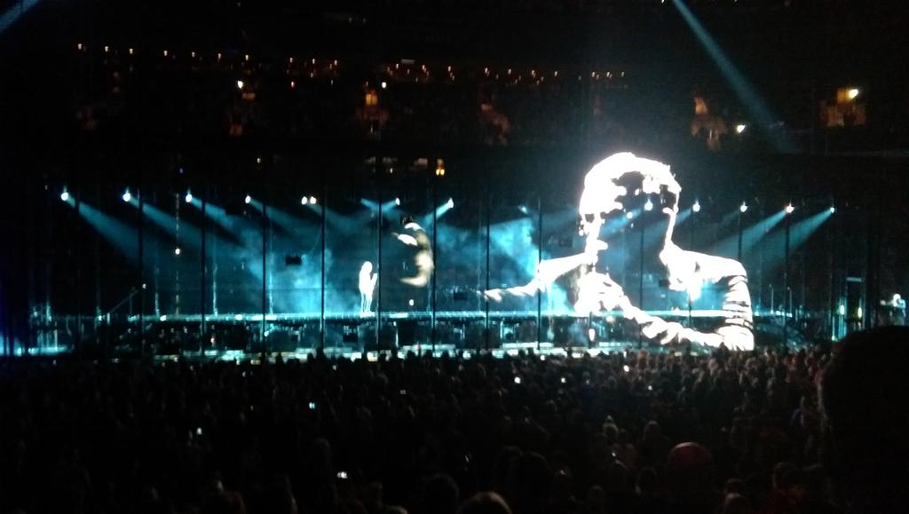 SOUL SURMISE: U2 LIVE IN VANCOUVER 14 5 15 - SONGS OF INNOCENCE AND