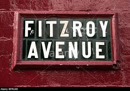 Fitzroy Avenue