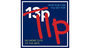 No More Arts Cuts