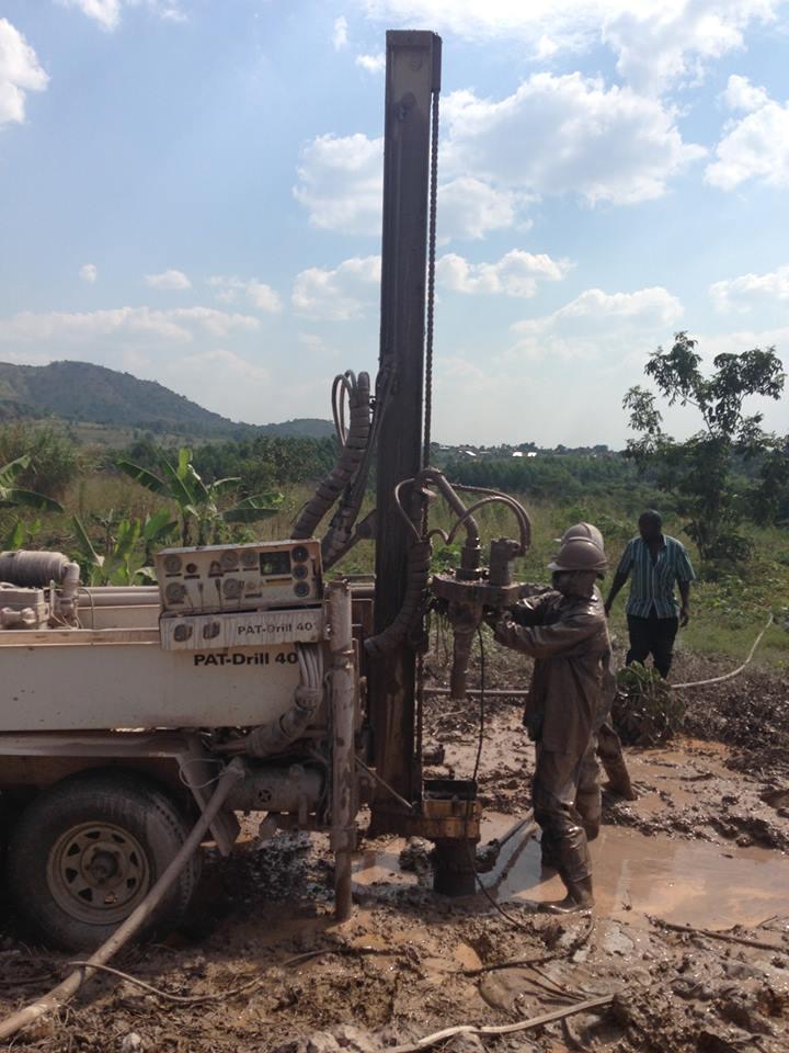 Bore Hole Uganda