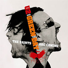 U2 Saints Are Coming