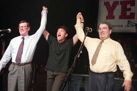 Bono, Hume and Trimble
