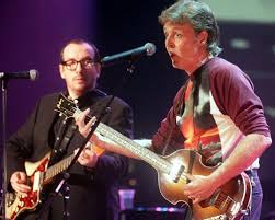 Costello and McCartney