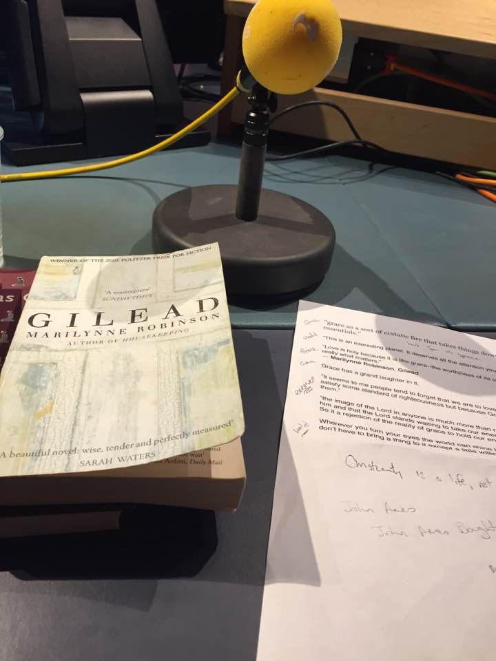 Gilead on radio