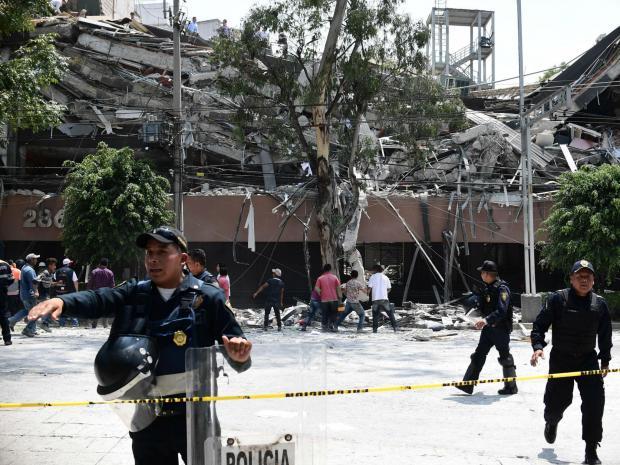 Mexico-city-earthquake2
