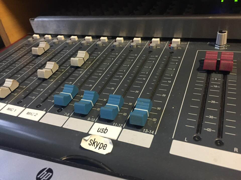 Faders