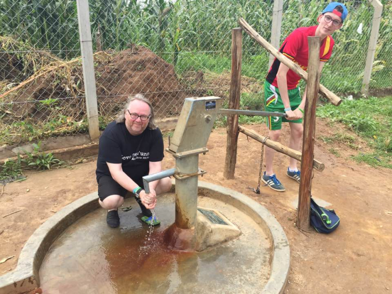 Water - Onialeku well