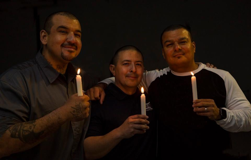 Jose  Steve and Hector