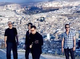 U2 stand up comedy