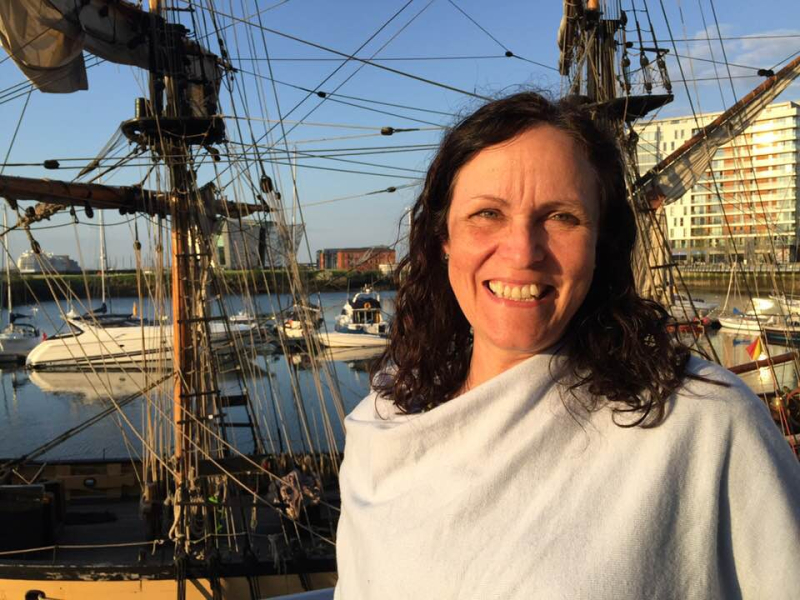 Janice Tall Ships