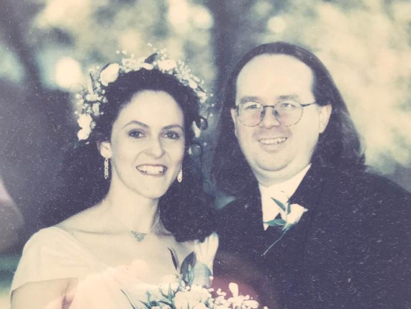 Janice and Steve
