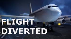 Flight Diverted
