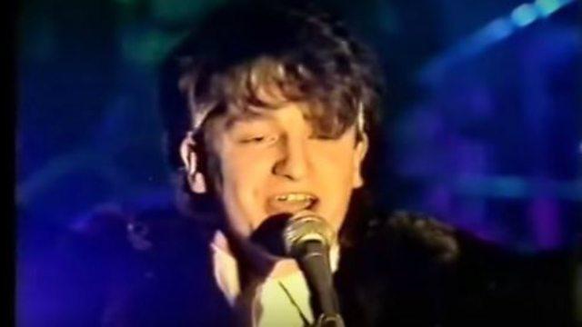 SOUL SURMISE: STIFF LITTLE FINGERS AND U2 LIVE IN THE