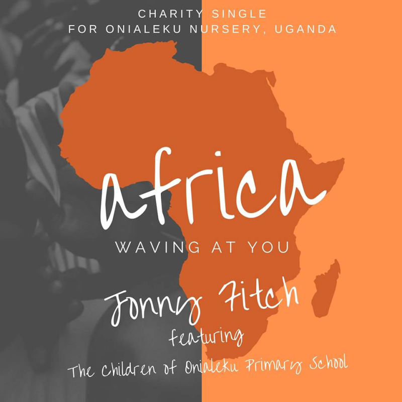 Fitch Africa Waving