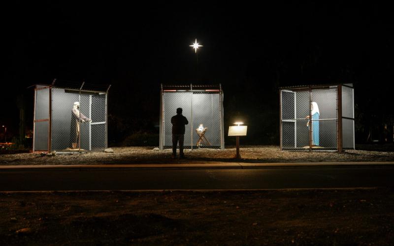 J M & J Nativity