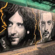 Gary on Wall