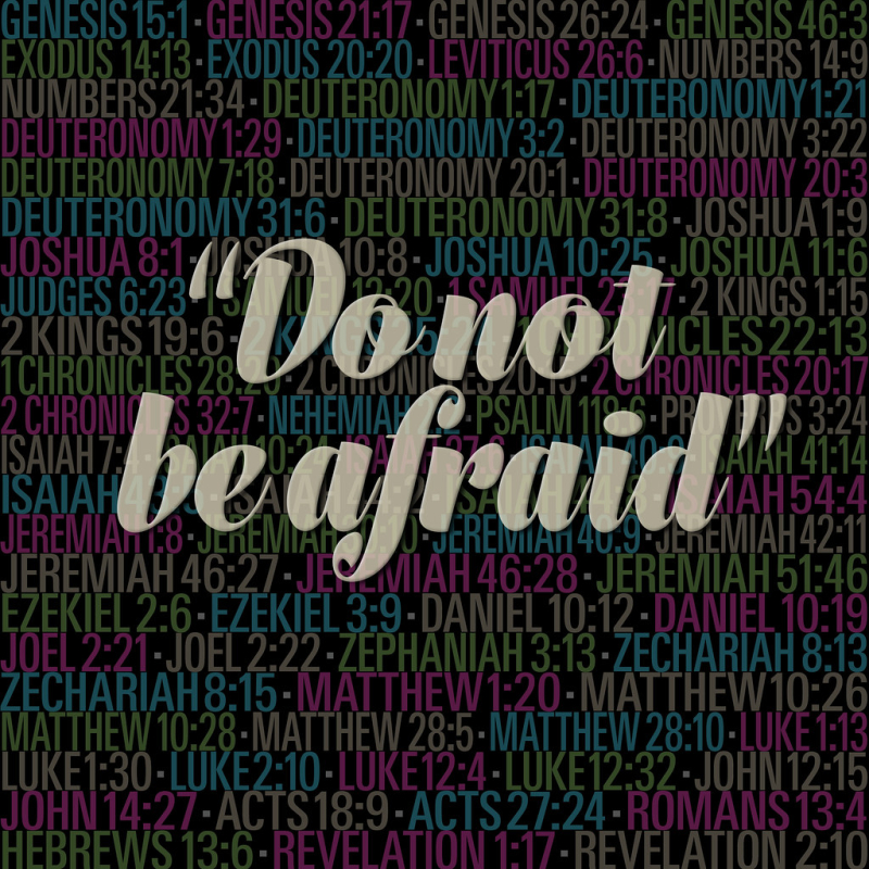 Do not be afarid